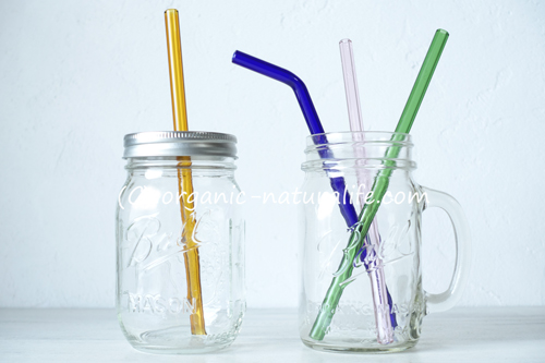 Simply Straws ガラスストローを使っているのでレビュー!プラスチックストローやペーパーストローはもう古い?