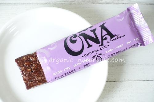 ONA BAR(オナバー) チョコレートのレビュー!パレオ認定オーガニックフードバー!パレオダイエットにおすすめ